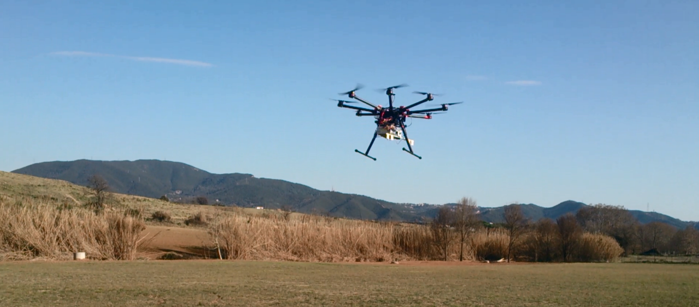 SAR in DRONE